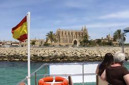 Excursion en bateau de la baie de Palma de Majorque