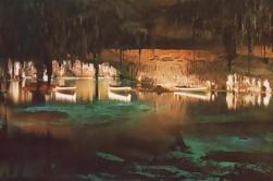 Excursion d'une journée à Majorica Pearl Factory et caverne du dragon