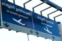 Economía privada Nueva York Inter-Aeropuerto de transferencia