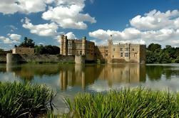 Castelo de Leeds, Catedral de Canterbury, Dover e Greenwich com o Thames River Cruise Tour de Londres