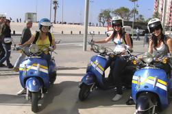 Excursion et location de scooter indépendants de Barcelone