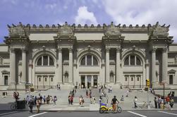 O Metropolitan Museum of Art Entrada com acesso ao Met Breuer e ao Met Cloisters