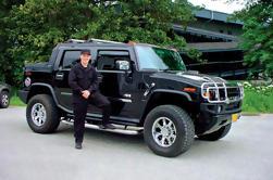 Juneau Shore Exkursion: Private kundengerechte Hummer Tour