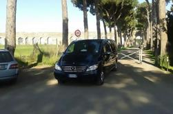 Private Arrival Transfer: Luchthaven Rome Fiumicino naar Hotel