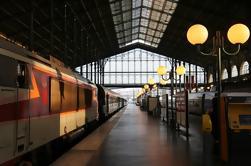 Traslado de salida privado: Hoteles de Roma a la estación de tren