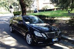 Private Arrival Transfer: Rome naar Umbrië