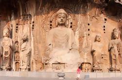 Private Tour: Longmen Grotten Tagestour von Xi'an nach Luoyang über Hochgeschwindigkeitszug