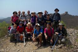 Private Tour: 4 giorni Great Wall Escursionismo e campeggio da Pechino