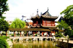 4 días de Shanghai y Suzhou Tour privado incluido el Bund