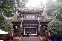 Excursión de un día a Qingcheng Mountain y al sistema de riego de Dujiangyan desde Chengdu
