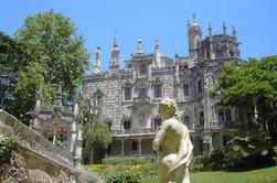 Tour en grupo pequeño de Sintra desde Lisboa con el Palacio de la Pena y la Quinta da Regaleira