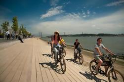 Excursión y alquiler eléctrico independiente de la bici de Lisboa