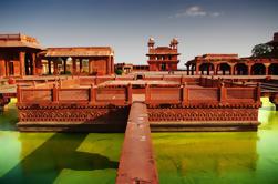Excursión privada: Excursión de un día a Agra, Taj Mahal y Fatehpur Sikri desde Delhi
