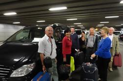 Traslado privado de llegada: Estación de Bruselas Gare du Midi a Bruselas, Brujas o Hoteles de Gante