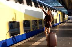 Traslado de salida privado: Bruselas, Brujas o Gante a Gare de Bruselas Gare du Midi