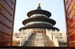 Tour privado de 2 días de Beijing desde Shanghai por aire