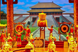 Excursión cultural privada: Pagoda grande del ganso salvaje, guerreros de la terracota y demostración de la dinastía de Tang en Xi'an