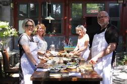 Expérience Pékin: cours de cuisine chinoise et visite du marché