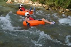 Ocho Rios Shore Excursion: Jamaica River-Tubing Aventura en el Río Bueno