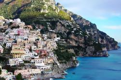 Un día Costa de Amalfi por Trenitalia de Roma con un conductor de habla inglesa