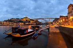 Excursão turística do Porto à noite com espectáculo de fado