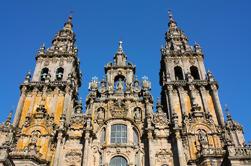 Excursión de un día a Santiago de Compostela y Valença do Minho desde Porto con almuerzo