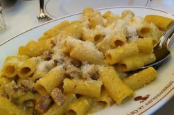 Pequeño grupo de comida Tour en Trastevere