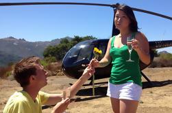 Tour de helicóptero en LA con el aterrizaje