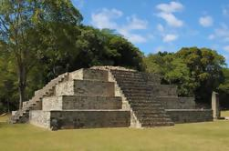 Copan y Quirigua Viaje de noche de la ciudad de Guatemala