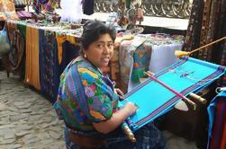 Pueblos de Ciudad Vieja y Elaboración de Huipiles de Ciudad de Guatemala o Antigua