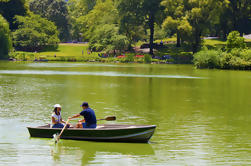 Central Park Fecha: Rowboating en Central Park con Full Day Alquiler de bicicletas