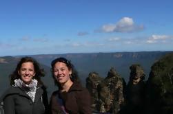 Pequeño grupo de Blue Mountains viaje de un día desde Sydney con crucero por el río