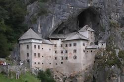 Excursión privada de un día completo: Cueva de Postojna desde Zagreb