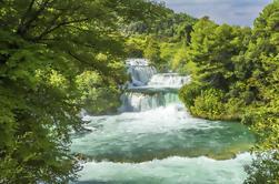 Excursión de un día al Parque Nacional Krka desde Split