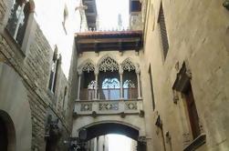 Historier og legender i den gotiske bydelen Walking