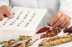 Lección de Medicina Tradicional China en Shanghai