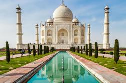 Tour Privado: Excursión de un día a Agra desde Delhi incluyendo el Taj Mahal y el Fuerte de Agra