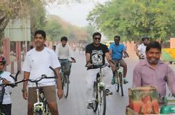 Explora los Bylanes de Agra en el ciclo
