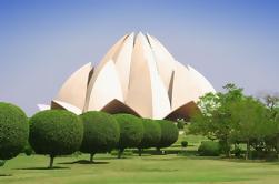 Delhi Morning Temple Tour: Templo de Kalkaji, Templo de Lotus y Templo de Iskcon con Desayuno