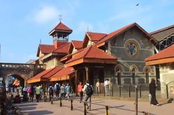 Excursión por la noche de Mumbai incluyendo el paseo de Bandstand y Carter Road