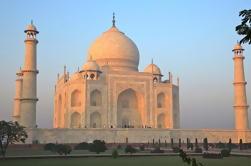 Visite historique de la journée d'Agra: le lever du soleil du Taj Mahal, Fort d'Agra et Baby Taj