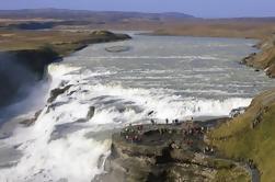Espeleología de Lava y Tour de Círculo Dorado desde Reykjavik