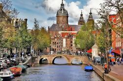 Excursión turística de Amsterdam Layover con traslados