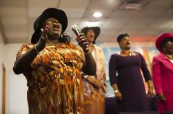 Excursión a pie de Harlem Gospel Experience