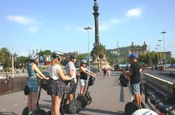 Barcelona Shore Ausflug: Barcelona Segway Tour