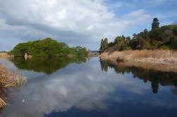 Excursão da bicicleta da conserva da natureza de Boyd Hill
