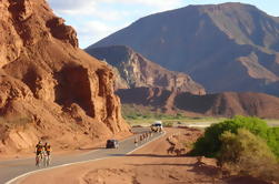 Quebrada de Las Conchas Bike Tour van Cafayate