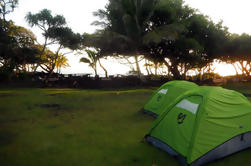 Isla Grande en 3 Días: Esnórquel, Senderismo, Camping y Volcanes Parque Nacional