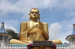 3 giorni in Sri Lanka Cultural Tour: Sigiriya, Polonnaruwa e Dambulla tra cui Jeep Safari al parco nazionale di Minneriya
