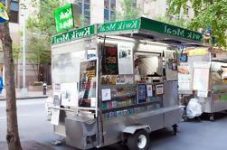 Visita a pie de la cesta de comida de Nueva York